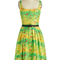 Eva Franco Distant Memories Dress | Mod Retro Vintage Dresses | ModCloth.com