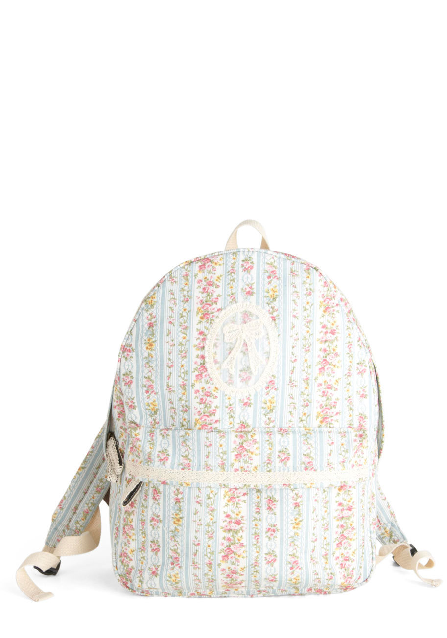 Decor Class Backpack | Mod Retro Vintage Bags | ModCloth.com