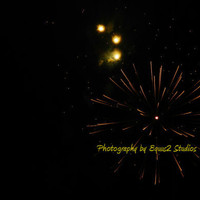 Abstract Modern Art Photography Cosmic Celestial Universe Outer Space Fireworks Photo Open Edition - Big Bang Theory Print