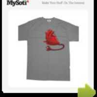 MySoti - R_evolution_GFX - 'Unplug the pain'- Tees