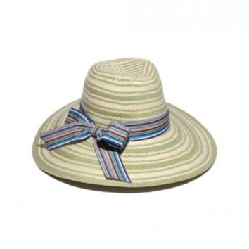 Physician Endorsed - Sanibel Hat Green   ShopMiamiStyle