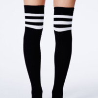Sadie Striped Sock
