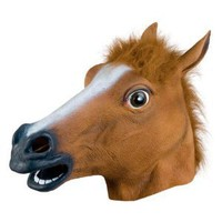 Accoutrements Horse Head Mask : Toys & Games : Amazon.com