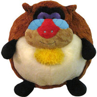 Squishable Baboon: An Adorable Fuzzy Plush to Snurfle and Squeeze!