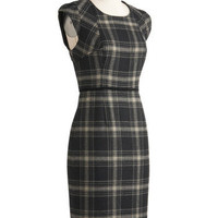 The Interview from Up Here Dress | Mod Retro Vintage Dresses | ModCloth.com