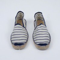 A.Cheng ? Striped Espadrilles