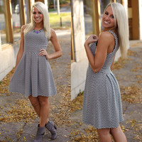 Story of My Life Dress - Piace Boutique