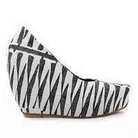 Creeper Wedge by Maurie and Eve at I Don't Like Mondays -- FREE SHIPPING: I DONT LIKE MONDAYS - an online fashion boutique