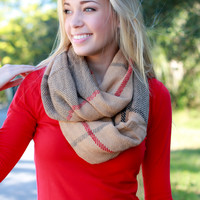 Upon Riches Scarf