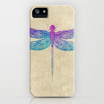 Dragonfly Dreams iPhone & iPod Case by rskinner1122