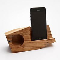 Koostik Womens Ambrosia Maple Phone Dock - Maple One