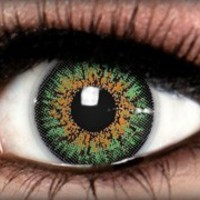 Diamond Jade Green Colored Contacts by ExtremeSFX