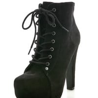 Skyscraper Booties | Cute Shoes at Pink Ice