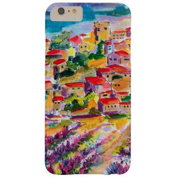 Summer in Provence Watercolor iPhone Cover