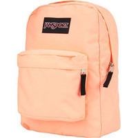 Jansport Superbreak Backpack Coral Peach