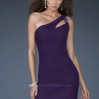 La Femme 16958 Homecoming Dress