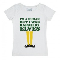 I'm A Human But I Was Raised By Elves