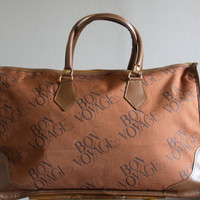 bon voyage travel bag