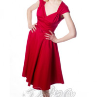 Retro Glam - PinUp Couture Heidi Swing Dress