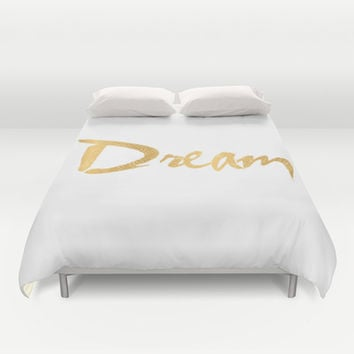 Dream Duvet Cover by All Is One