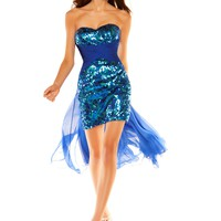 Homecoming by Mac Duggal 6423N Prom Dress