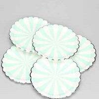 Party Pop Scallop Dinner Plate
