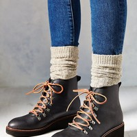 Ecote Snuffy Hiker Boot- Black