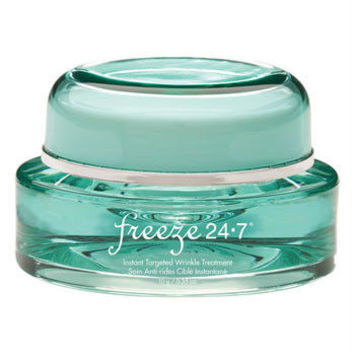 FREEZE 24-7 Instant Targeted Wrinkle Treatment .35 oz 10G NEW IN BOX!