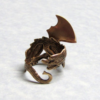 Dragon Fairy Tale Ring