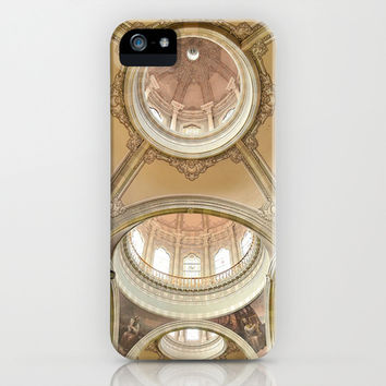 A Roof Over your Head iPhone & iPod Case by RichCaspian | Society6