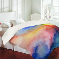 DENY Designs Home Accessories | Jacqueline Maldonado Torrent 1 Duvet Cover