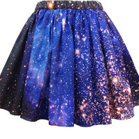 SMC Nebula Skirt