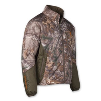 Browning Men's Hell's Canyon Primaloft Camo Jacket