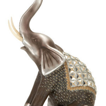 ideeli | UMA ENTERPRISES INC. 12'' Sitting Elephant Statue