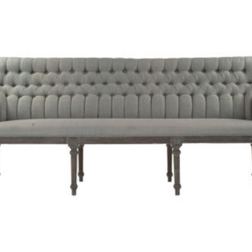 JULIENNE BANQUETTE | sofas | furniture | Jayson Home & Garden