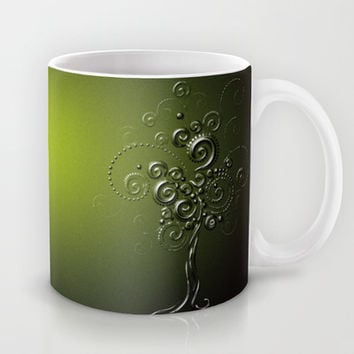 Tree of Elegance Mug by Texnotropio