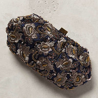 Sweet Violet Minaudiere by Miss Albright Purple One Size Bags