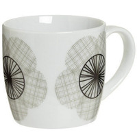Cup O' Flowering Graph Mug | Mod Retro Vintage Kitchen | ModCloth.com