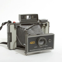 Polaroid 420 Pack Film Camera