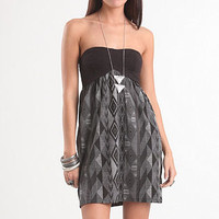 Seriously Strapless Dress