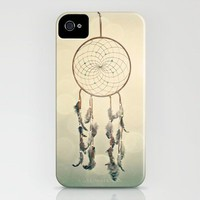 Dreamcatcher  iPhone Case by Laura Ruth  | Society6