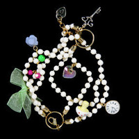 Chemical Ltd | Buy N2 Jewellery - N2 Bracelet - Womens White `Ce Matin Un Lapin` Bracelet By N2 By Les Nereides - Womens Jewellery at Chemical Ltd
