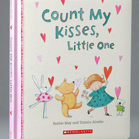 Count My Kisses, Little One Board Book | Daily deals for moms, babies and kids