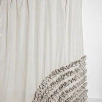 UrbanOutfitters.com > Corner Bloom Shower Curtain