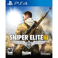 Sniper Elite III: Afrika - PlayStation 4