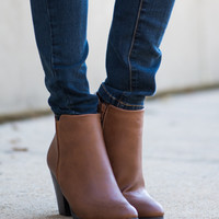 The Tiffany Boot, Tan