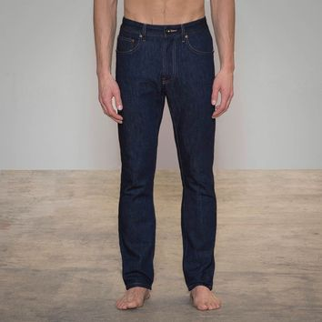 Mens Jeans Made in USA - Basic American Dark | Todd Shelton