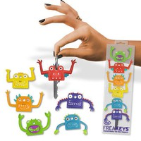 Freakeys Monster Key Toppers Covers