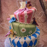 Albuquerque wedding cakes and Albuquerque bakery for weddings and other events. Unique Cakes by Karyn.