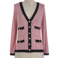 Rose to the Occasion Cardigan | Mod Retro Vintage Sweaters | ModCloth.com